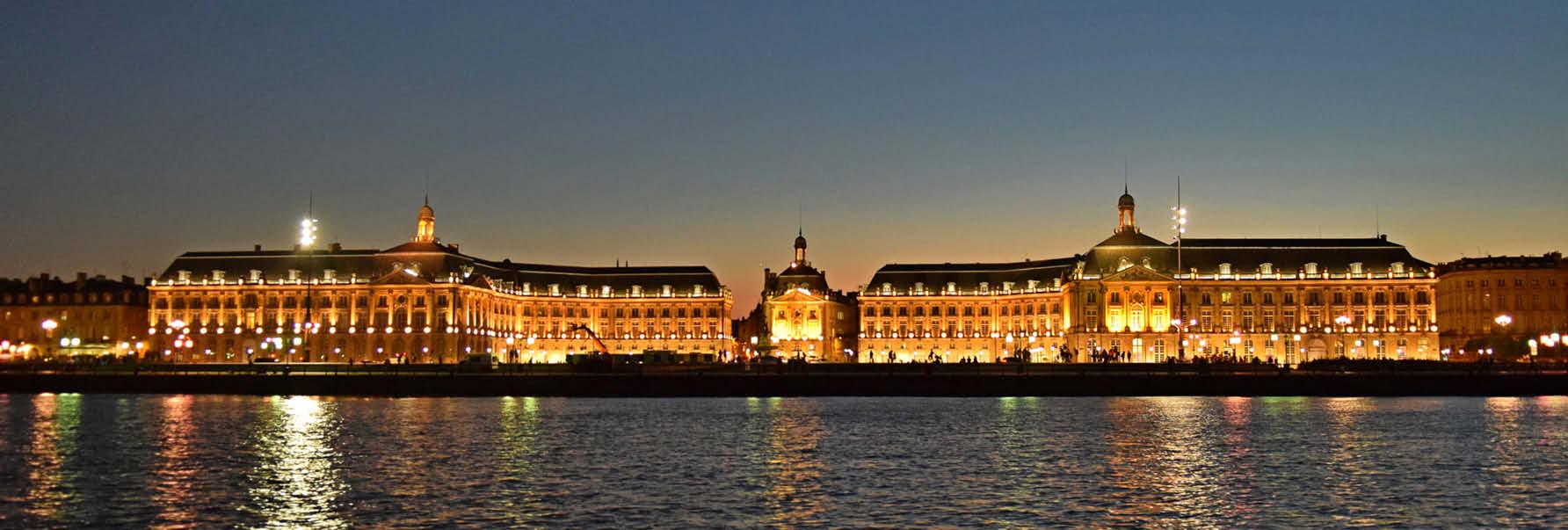 Croisière privée à Bordeaux